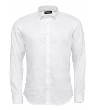 Clean Cut Copenhagen Clean Cut Copenhagen Paris Shirt L/S White