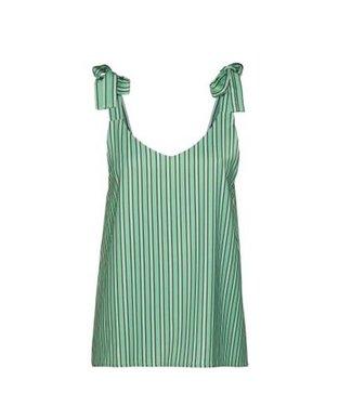 Norr NORR, Green Stripe top