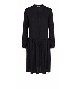 Moss Copenhagen Moss Copenhagen Aura Dress Solid Black