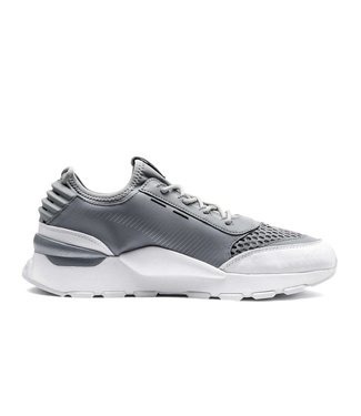 Puma RS-O Optic / Silver-Quarry-White