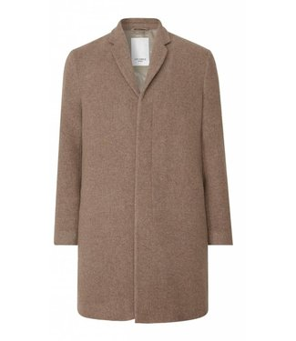 Les Deux Les Deux Frielle Tailored Coat Light Brown