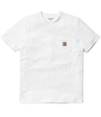 Carhartt Carhartt S/S Pocket T-shirt White