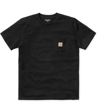Carhartt Carhartt S/S Pocket T-shirt Black