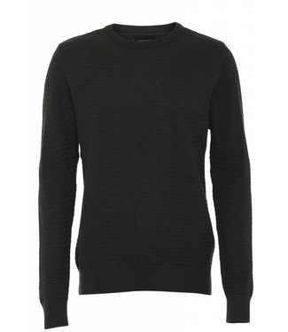 Clean Cut Copenhagen Clean Cut Copenhagen Aberdeen Crew Neck Green