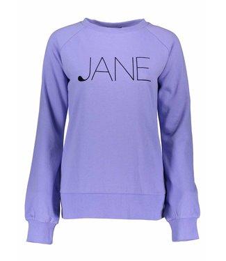 Oscar & Jane Oscar & Jane OJ-W18-15B Logo Sweater Jane Lavender