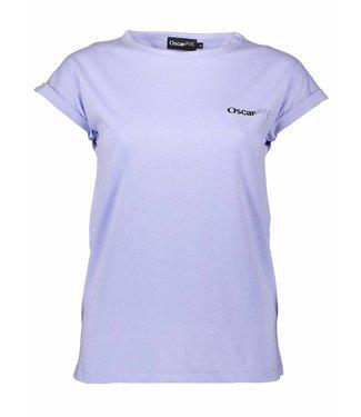 Oscar & Jane Oscar & Jane OJ-W18-14 T-shirt Logo Lavender