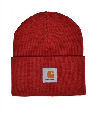 Carhartt Carhartt Acrylic Watch Hat Blast Red