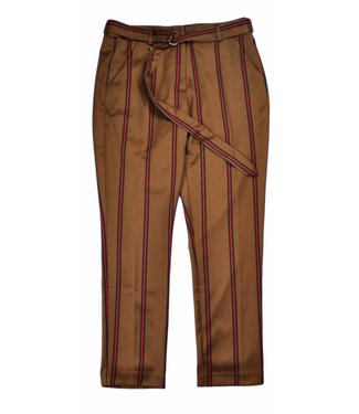 10 Feet 10 Feet Striped Pant 810013 Havana