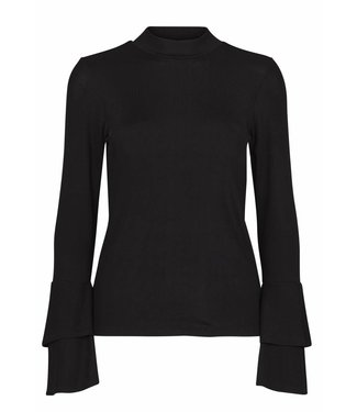 Just Female Just Female Chia Blouse Black