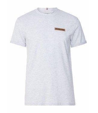 Les Deux Les Deux Astor T-shirt Snow Melange