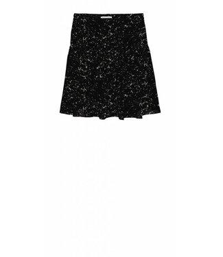 Second Female Second Female Larvikit Short Skirt Black