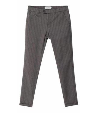 Les Deux Les Deux Malus Suit Pants Grey Melange