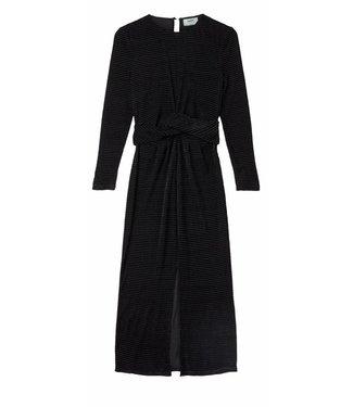 Moves Moves Dress Raska Black velvet
