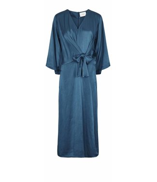 Just Female Just Female Satine Dress Legion Blue
