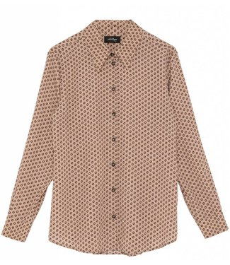 Ottod'ame Ottod'ame DC3885 Camicia Shirt Beige
