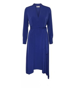 Norr Norr Agatha Dress Strong Blue