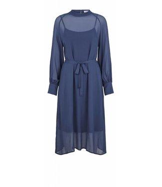 Second Female Second Female Morna Dress Ensign Blue
