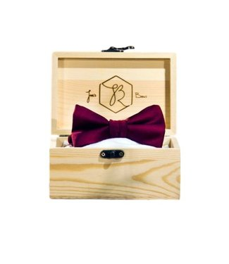 Joe's Bow Ties Joe's Bow Ties Royal Bordeaux