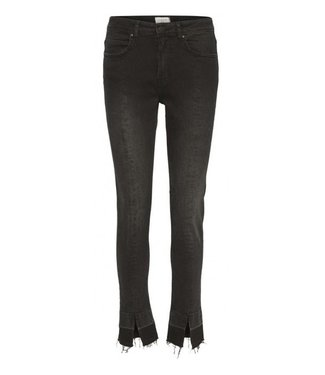 Norr Norr Ivalu Jeans Black Washed Denim Black