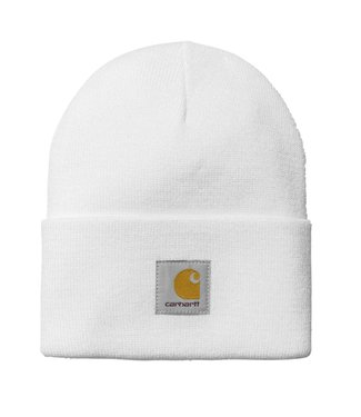 Carhartt Carhartt Acrylic Watch Hat White