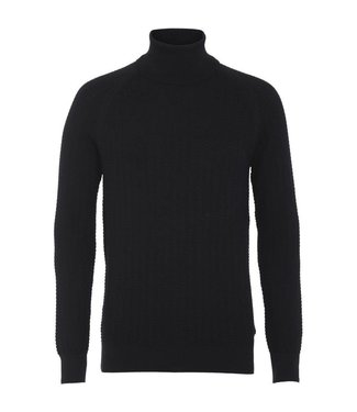 Clean Cut Copenhagen Clean Cut Copenhagen Derby Rollneck Black