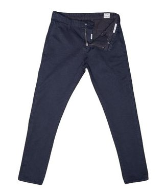 Denim Lab Denim Lab Chino Slim Bragg OD black