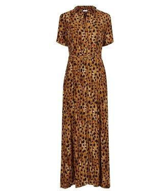 Fabienne Chapot Fabienne Chapot Mia Dress Cheetah Brown / Black Cheetah
