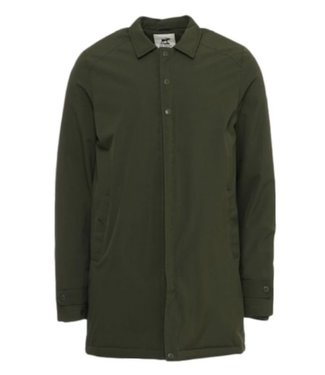 Fat Moose Fat Moose Trench Tech Jacket Army Green