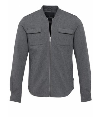 Clean Cut Copenhagen Clean Cut Copenhagen Pocket Jersey Jacket Dark Grey