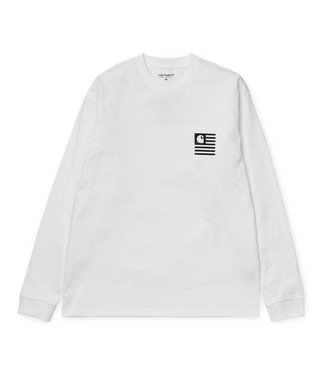 Carhartt Carhartt State Patch Sweat White