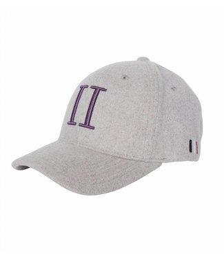 Les Deux Les Deux Weaved 3D II Baseball Cap Light Purple/Dark Purple
