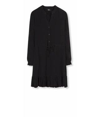 Alix Alix Ladies Woven Viscose Dress Black