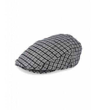 Brixton Brixton Hooligan Snap Cap Grey/Charcoal