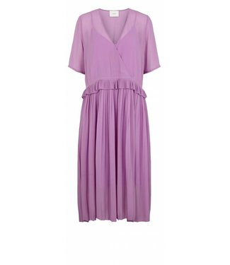 Just Female Just Female Jose Dress Iris Orchid