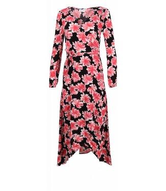 Fabienne Chapot Fabienne Chapot Natasja Dress Black/Sahara Pink