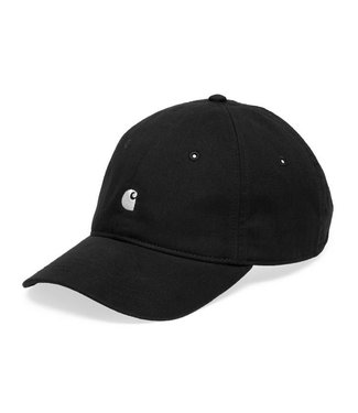 Carhartt Carhartt Madison Logo Cap Black / White