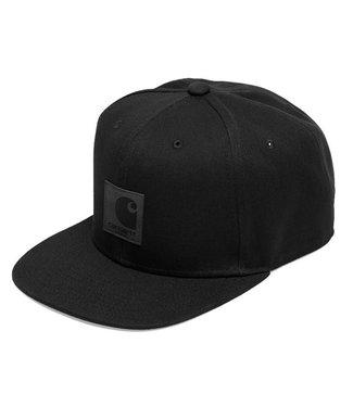 Carhartt Carhartt Logo Cap Black