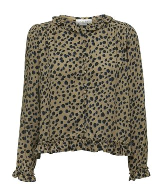 Norr Norr Lilo Top Camel/Blue