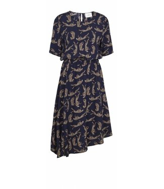 Just Female Just Female Welis Dress Leopard