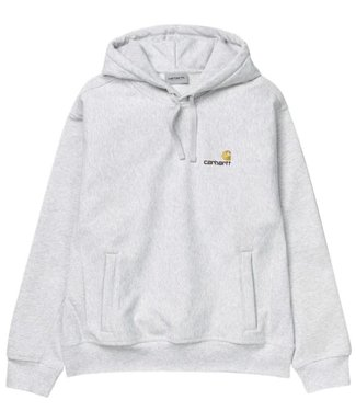 Carhartt Carhart Hooded American Sweater Grey