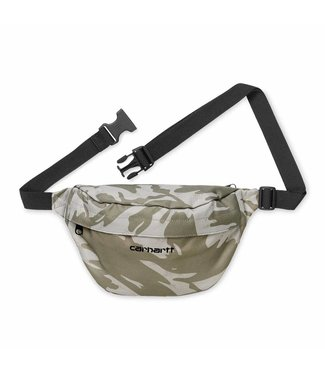Carhartt Carhartt Payton Hip Bag Camo Brush Sandshell Black