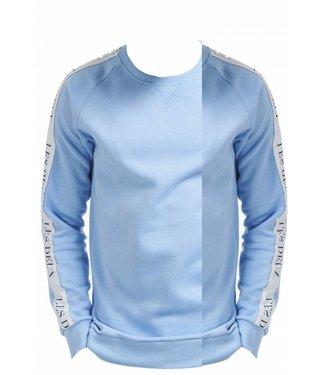 Les Deux Les Deux Ribbon Sweatshirt Placid Blue