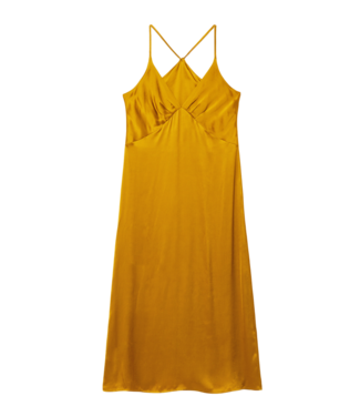 Ottod'ame Ottod'ame Abito Dress FVA DA3481 Curcuma