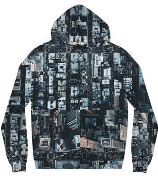 Dedicated Dedicated Hoodie Falun Urban Multi Color