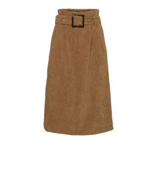 Norr Norr Penelope Skirt Brown