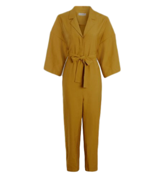 Native Youth Native Youth The Rosie Jumpsuit Mustard