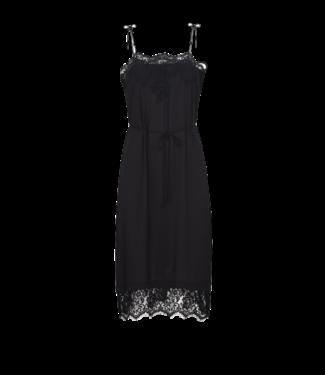 Just Female Just Female Spencer Slip Dress Black