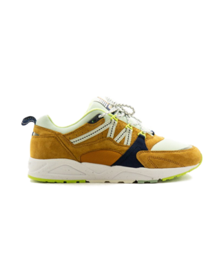 Karhu Karhu Fusion 2.0 Buckthorn Brown Blue Flower