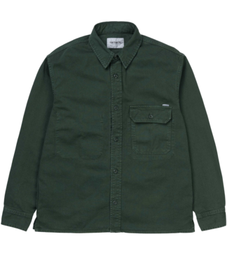 Carhartt Carhartt Reno Shirt Cotton Bottle Green