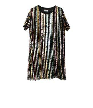 Ottod'ame Ottod'ame XA3814 Abito Dress Glitter